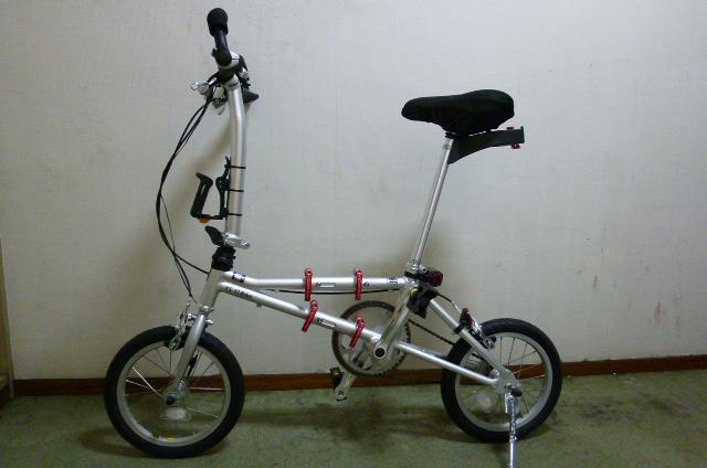 折りたたみ式シャフトドライブ自転車 [無印良品 26型] | 受賞対象一覧 | Good Design Award